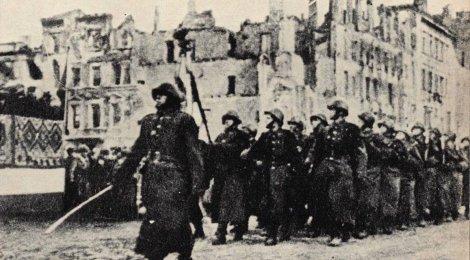 Patron szkoły - 1 Armia Wojska Polskiego