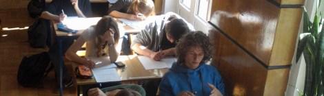 XIV POwiatowe Zawody Matematyczne w Oleśnie