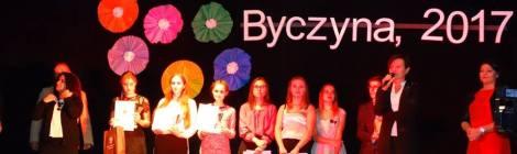 III miejsce na międzywojewódzkiej XXI Gali Piosenki w Byczynie dla Ani Ciupy!