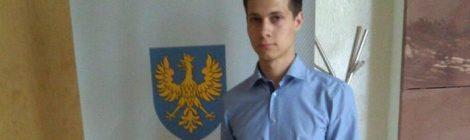 Natan Gebauer wśród najlepszych uczniów w województwie!