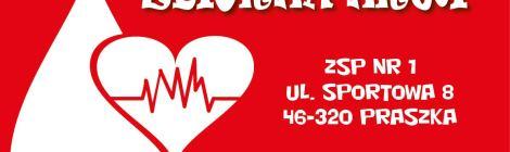 Akcja oddawania krwi - ZAPRASZAMY