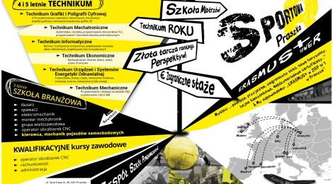 Nabór do ZSP nr 1 w Praszce na rok szkolny 2019/2020