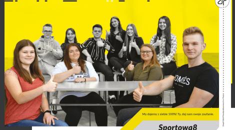 Rozpoczęcie roku szkolnego 2020/2021 w ZSP Praszka