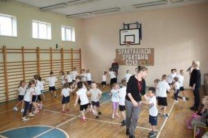 SPARTAKIADA 2013 Z AGATĄ KL. I i przedszkolaki 072