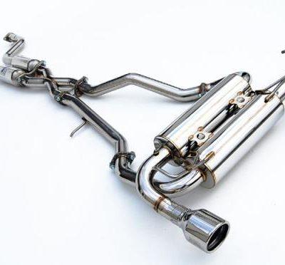 exhaust system zspeed performance