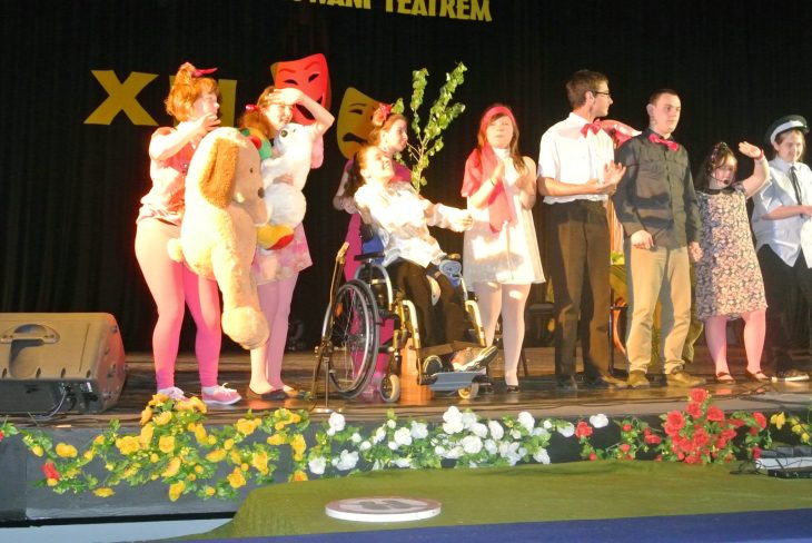 """XIII Gdyński Przegląd Teatralny Placówek Specjalnych """"My Zaczarowani Teatrem"""""""