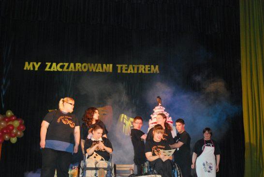"""X Gdyński Przegląd Teatralny Placówek Specjalnych """"My Zaczarowani Teatrem"""""""