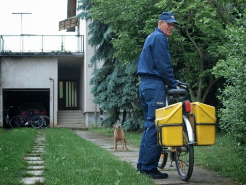 Postman with some problems.