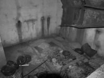 Ex-military hideout on Sljeme.