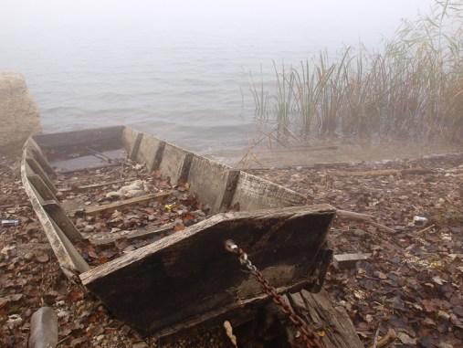Šoderica lake near Koprivnica (Croatia)