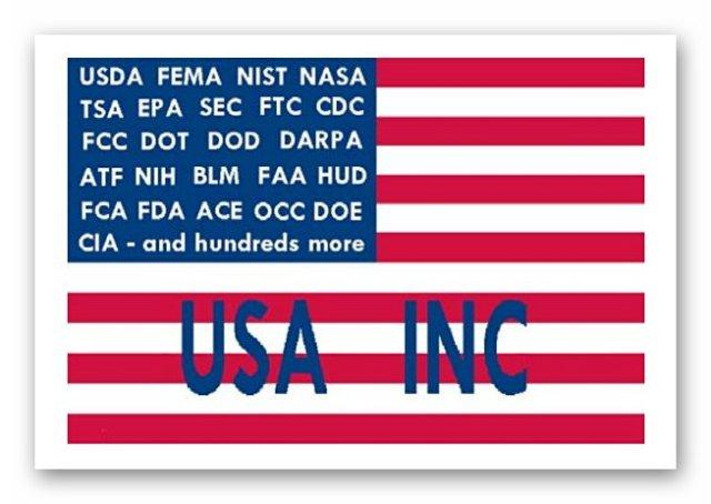 USA inc. - франчайзинговая коммерческая система USA | Блог З.С.В. Свобода слова