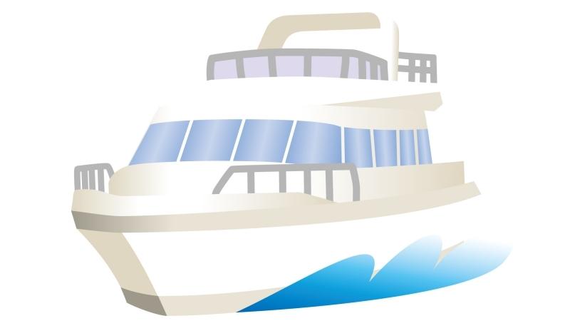 償却資産税の対象となる船舶
