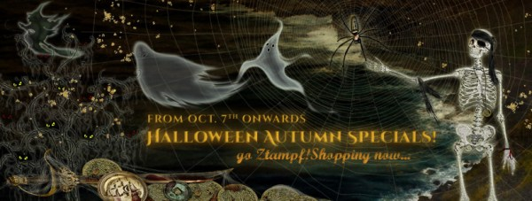 Halloween Autumn Specials! : https://ztampf.com/shop/index.php?main_page=specials