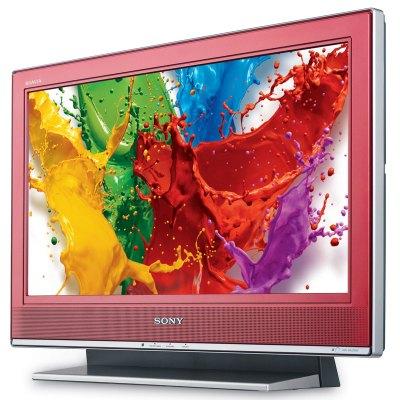 Sony Bravia S - Red