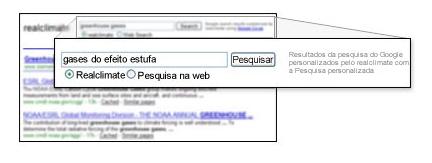Google: busca personalizada no seu site