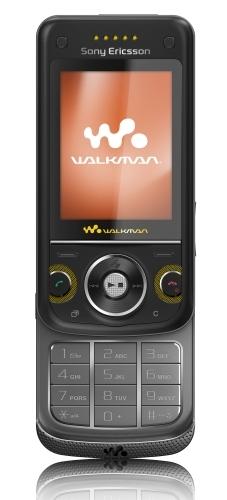 Sony Ericsson W760