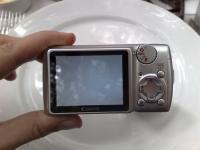 A A470 tem LCD de 2,5″