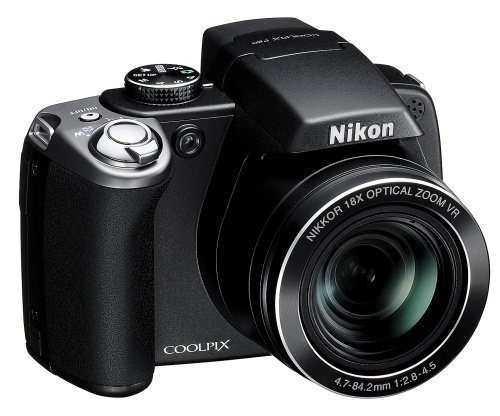 Nikon P80: zoom óptico de 18x
