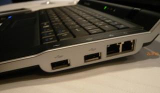 Positivo Mobo: duas portas USB, Ethernet e modem