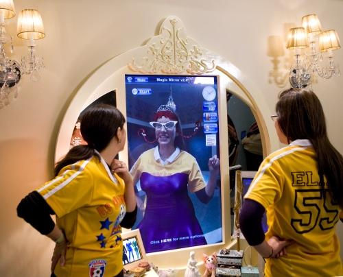 espelho espelho meu...