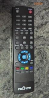 O controle remoto do XPS-1000