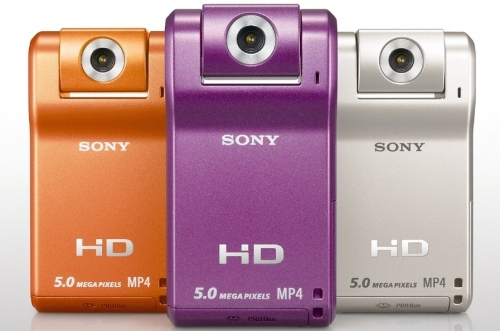 Filmadora Sony MHS-PM1