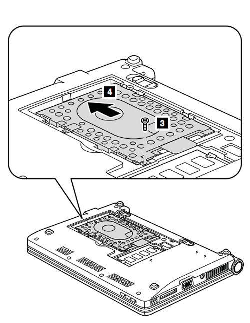 Notas da Zumo-caverna: Um netbook com dois HDs?