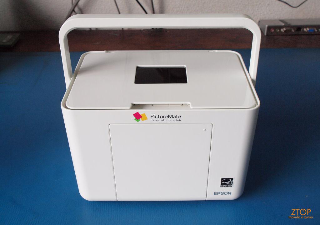 Review: Impressora Epson PictureMate Charm (PM 225) | ZTOP+ZUMO