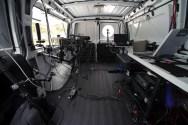 Interior of the Lightning Rod.