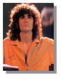 Kevin Savigar - Rod Stewart Group - circa 1981