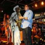 WIth Larry Graham, & Grand Central Station, Milan, Italy - 2012