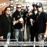 With Shades & Peters Band - 2012