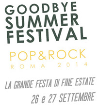 Goodbye Summer Festival! logo