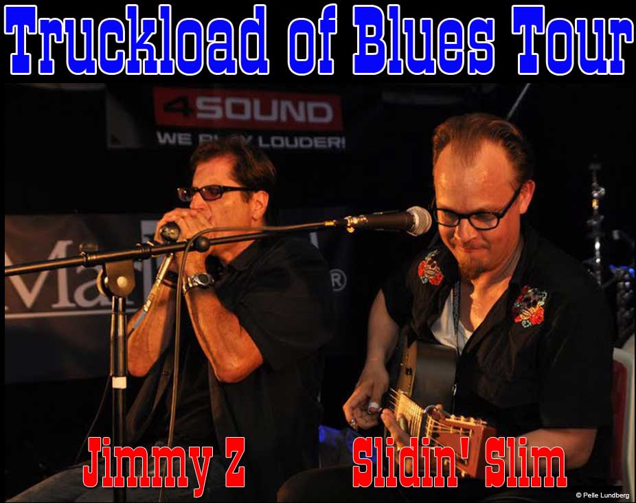 Truckload of Blues Tour