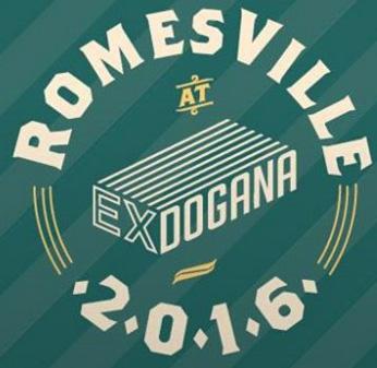 Romesvile ExDogana logo