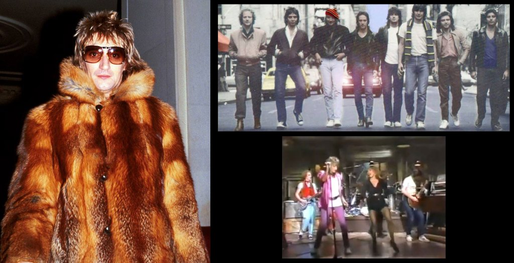 New York City!!! SNL with Rod Stewart, Tina Turner