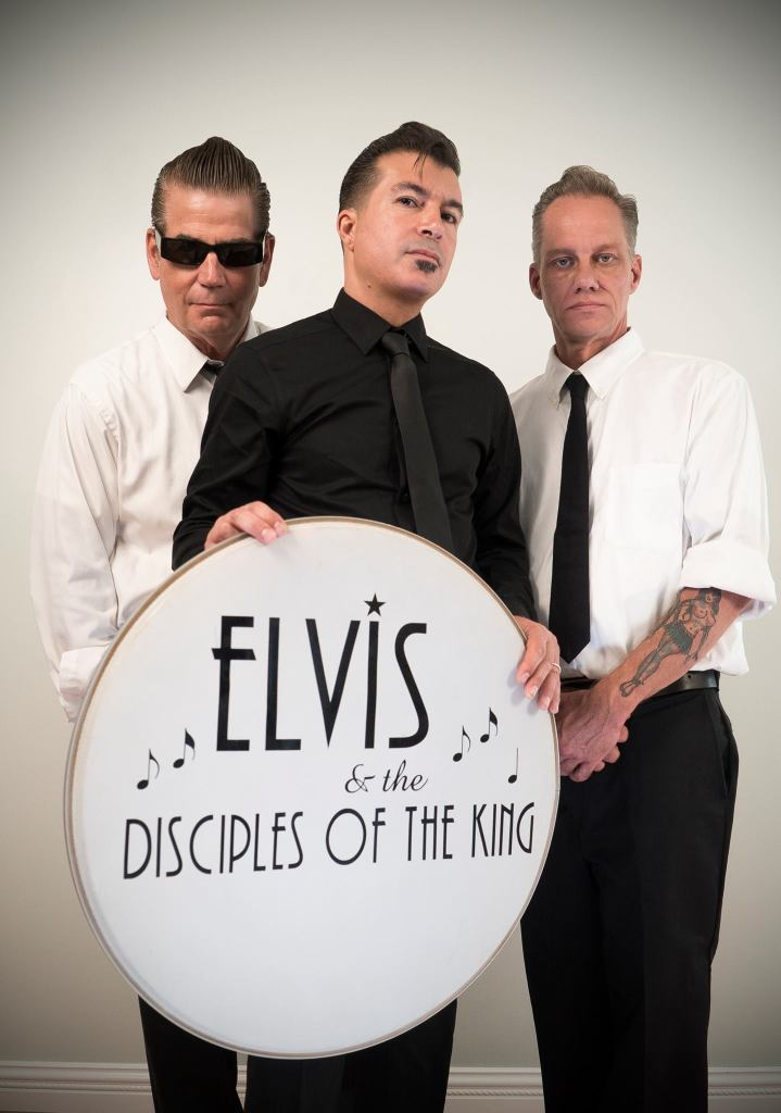 ELVIS & THE DISCIPLES OF THE KINGS