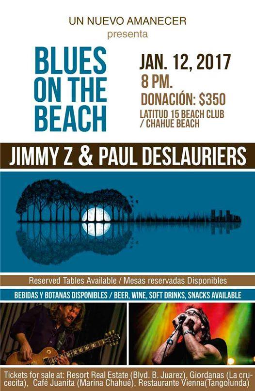 blues on the beach 2017