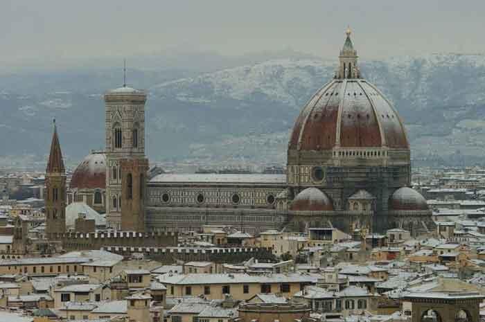 Perspective Theory – Filippo Brunelleschi