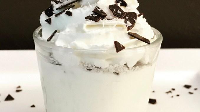 Limetten Mousse ein erfrischendes verführerisches Dessert