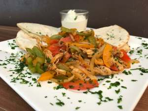 BBQ Chicken Fajita