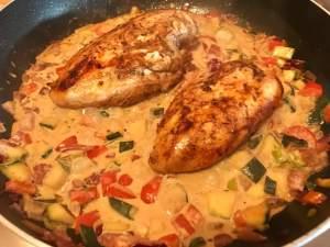 Balsamico Hähnchenbrust Zubereitung