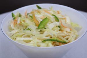 Einfaches Krautsalat Rezept