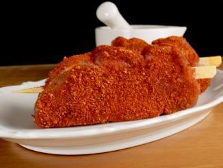 Gewürzmischung für BBQ Schweinefilet Spieße