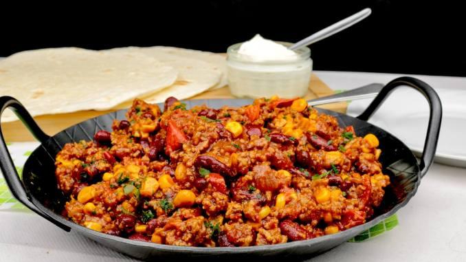 Zubereitung Schwarzbier Chili Con Carne