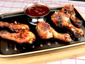 Würzige Chicken Drumsticks mit Magic Dust