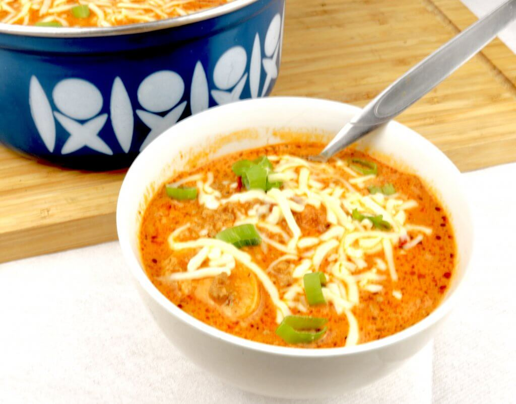 Party Snack Suppe