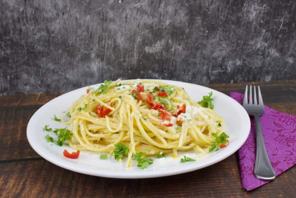 Spaghetti Aglio Olio e Peperoncini