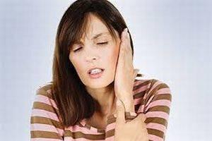 Боль в ухе отдает в висок и в челюсть