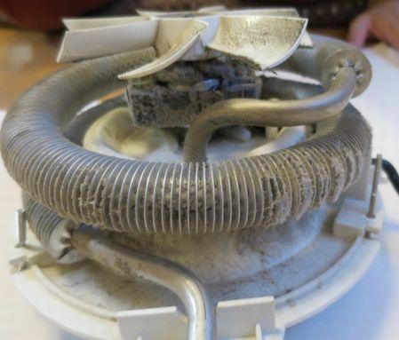 蒸留水器掃除5